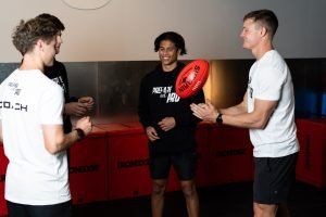 COULD AFL FOOTBALL BE THE MOST DEMANDING TEAM SPORT?