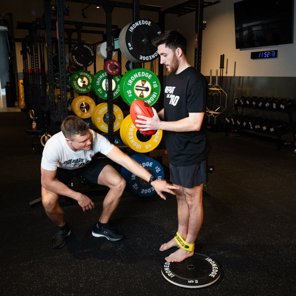 Prepare like a pro mens yearly3 strength conditioning
