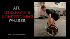 AFL Strength & Conditioning Phases