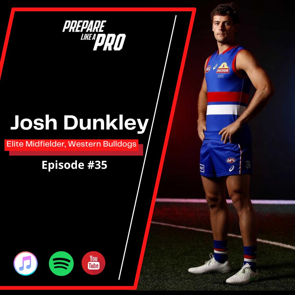 Episode 35 Josh Dunkley