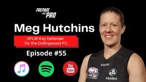 Meg Hutchins – The Melbourne Female Footy Legend!