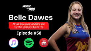 Belle Dawes – The Energetic Lion Who's Doing it All!
