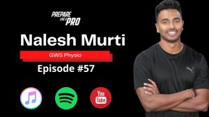 Nalesh Murti – Your AFL Physio Buddy