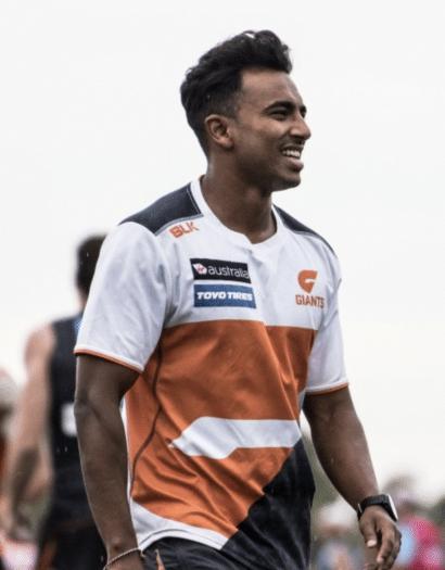Nalesh Murti Head Rehabilitation at Prepare Like A Pro
